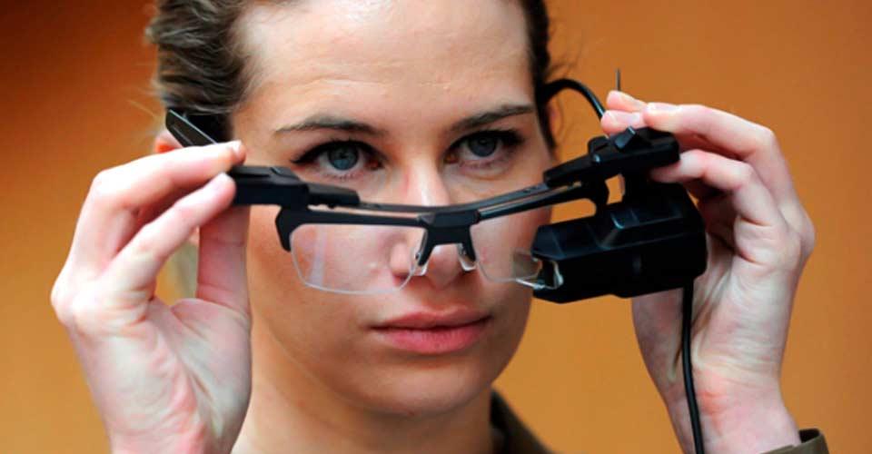 Diseñan unas gafas inteligentes para profesores