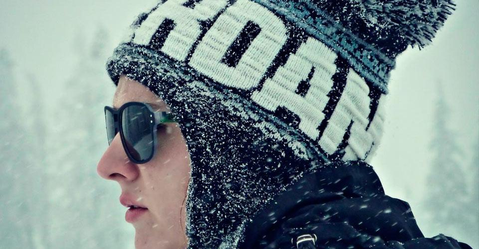 Proteja sus ojos también en invierno
